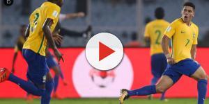 Brasil vence a Alemanha de virada no Mundial sub-17