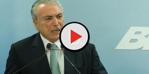Michel Temer anda empurrando o cargo do Planalto para Lula