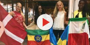 Miss World 2017 candidates have started arriving in Sanya, China