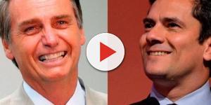 Bolsonaro vai indicar Sergio Moro para o Supremo se for eleito presidente