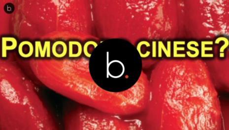 Video: Attenzione a quella salsa di pomodoro, potrebbe essere cinese