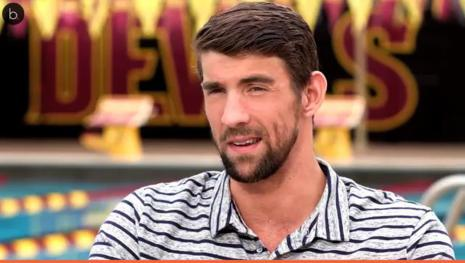 Michael Phelps sits down with Megyn Kelly in daytime show interview