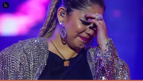 Marília Mendonça é agredida durante show