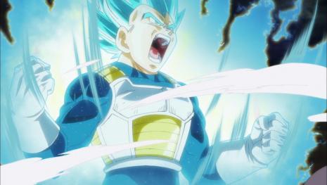 Dragon Ball Super: Vegeta domina el Torneo de Poder, el Jugador Más Valioso