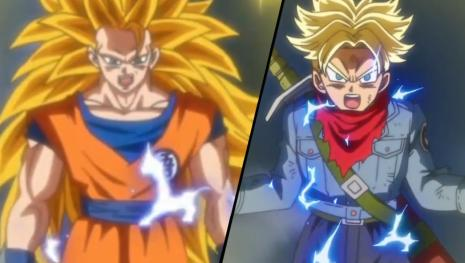 'DBS' is bringing back Son Goku's Super Saiyan 3.