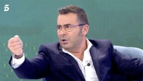 Jorge Javier Vázquez, hundido tras estas bochornosas declaraciones políticas
