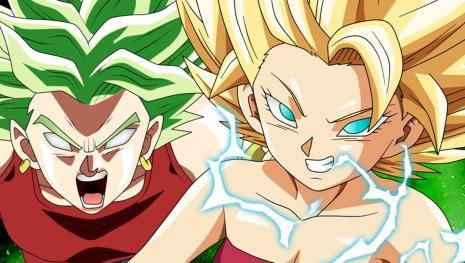Dragon Ball Super, capítulo 115: La Fusión de Kale y Caulifla