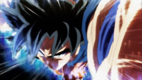 'DBS': Video shows Son Goku's ultimate form.