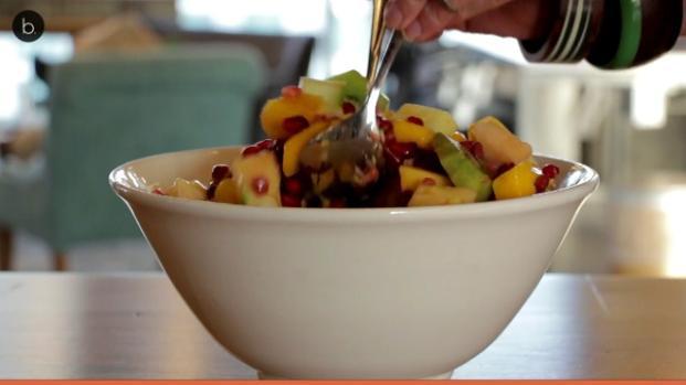 Meriendas saludables y nutritivas