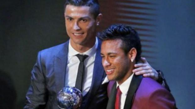 Real Madrid: Cristiano Ronaldo jauge Neymar!