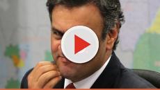 Assista: Licenciado, Aécio diz que não irá renunciar à presidência do PSDB