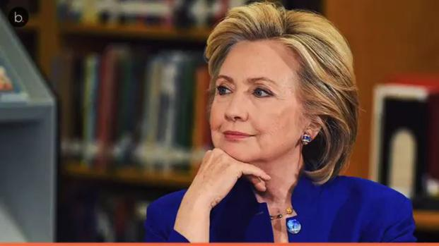 Hillary Clinton is concerned about the state of the Republican Party