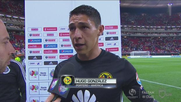 Hugo González revela estar dolido con América