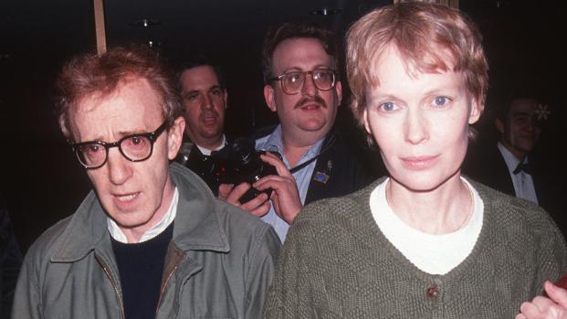 La polémica y controversial familia de Mia Farrow y Allen