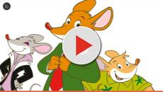 Geronimo Stilton a great series to encourage the reluctant readers and beginners