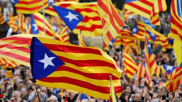 El transcurso de las marchas pacificas  en España