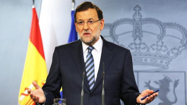 Aprueban la intervención de Cataluña y Mariano Rajoy piensa