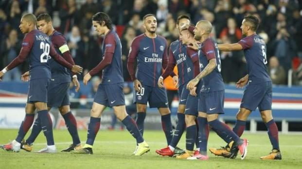 Ligue des champions : Le PSG en 8e, les cadors freinés