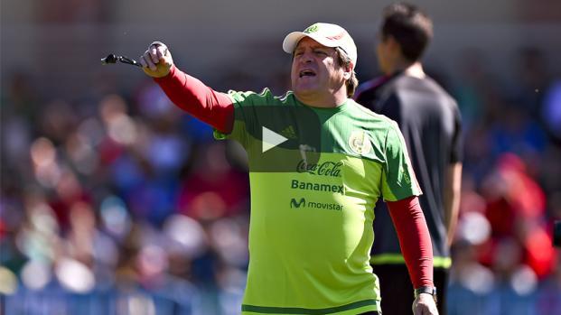 Miguel Herrera adelanta su alineación contra Querétaro en la Copa MX