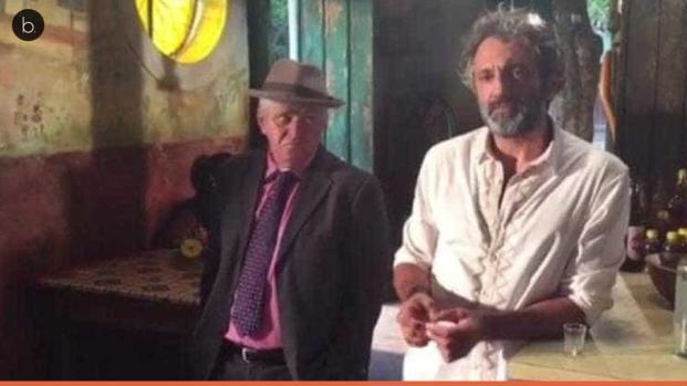 Batoré revela bastidores nas gravações após morte de Montagner
