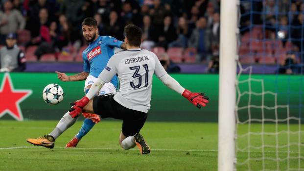 LDC : Manchester City gagner encore face à Napoli