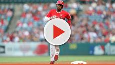 The Los Angeles Angels announced a five-year extension for Justin Upton