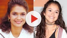 Vídeo: Por tanta semelhança com a mãe, filha de Sandra Annenberg impressiona