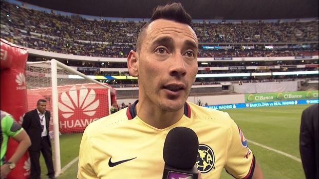 Rubens Sambueza podría regresar al América