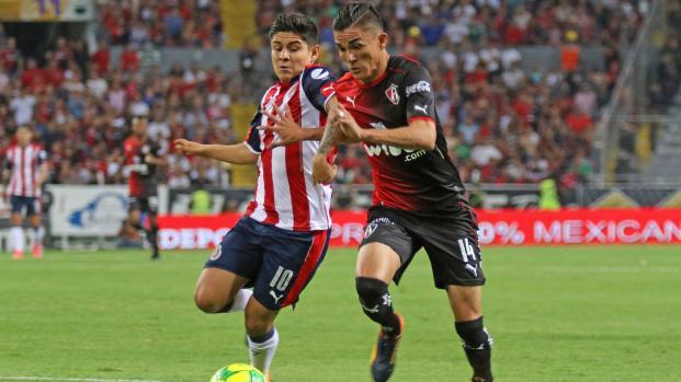 Posible XI inicial de Chivas para el juego contra Atlas