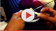 Vídeo: Tutorial para hacer un cubre botellas a crochet de Papá Noel