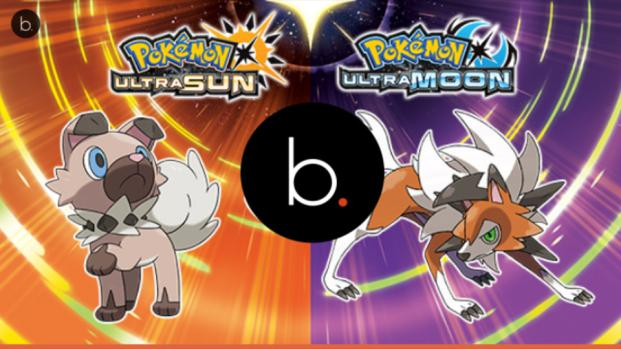 'Pokemon Ultra Sun' and 'Pokemon Ultra Moon,' are the upcoming games.