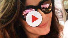 Jornalista diz que Viviane Araújo está 'pegando' funkeiro novinho e comprometido