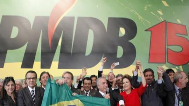 Internautas não perdoam possível união entre PT e PMDB