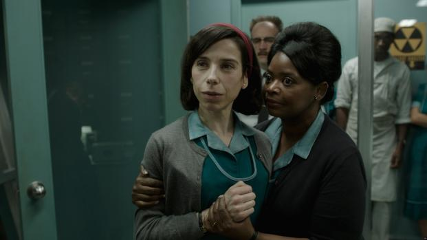 The Shape of Water, la nueva cinta de Guillermo del Toro