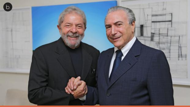 PMDB estuda apoiar Lula em 2018