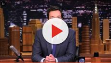 Jimmy Fallon feels the love from friends, fellow hosts while mourning mother