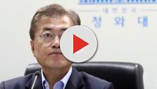 Donald Trump en visite décisive en Corée du Sud