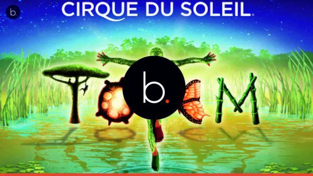 Vídeo: Totem: Circo del Sol. El animal que llevas dentro