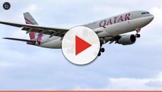 Mulher descobre traição durante voo e o pior acontece