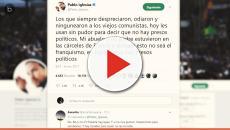 Polémico tweet de Pablo Iglesias que encienden las redes