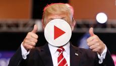 Trump está com baixa popularidade em seu governo
