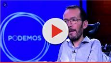 Vídeo: El gravísimo insulto de Echenique acarrea duras consecuencias