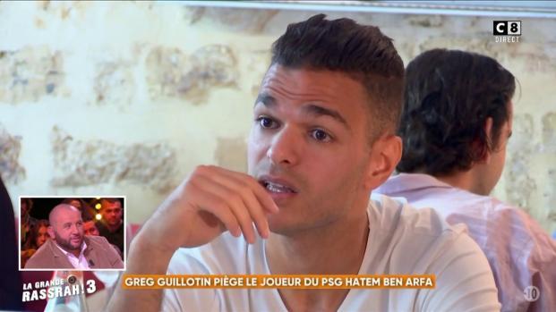 PSG : Comment Cyril Hanouna a piégé Hatem Ben Arfa