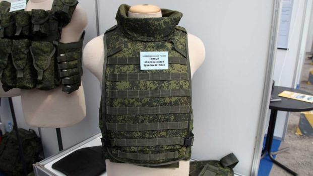 Terror attacks have fueled a demand for bulletproof vests