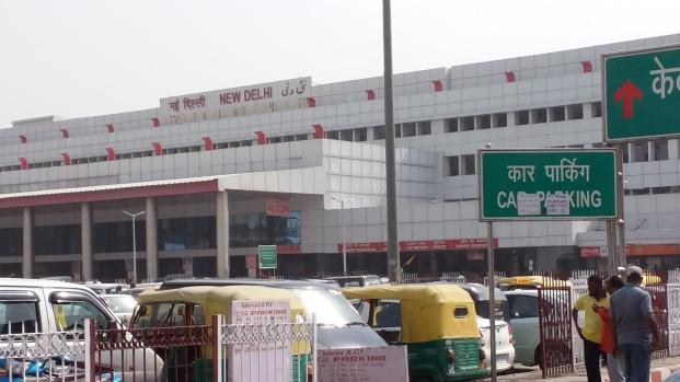 New-Delhi : la capitale asphyxiée !