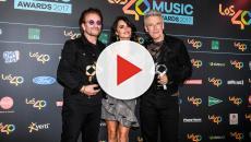Bono de U2 y Penélope Cruz protagonizan el momento más épico en la gala de Los40