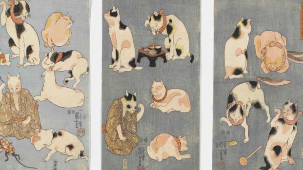 Mostre: il mondo fluttuante di Kuniyoshi a Milano