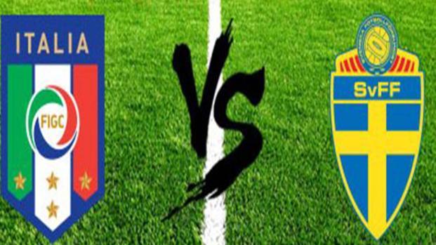 Calcio, Italia-Svezia: non ci sono più alibi