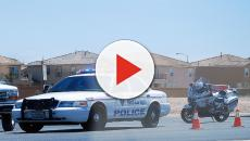 A man, who stabbed his step-father, shot by the bystander in Las Vegas