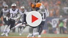 New England Patriots cornerback Malcolm Butler struggles
